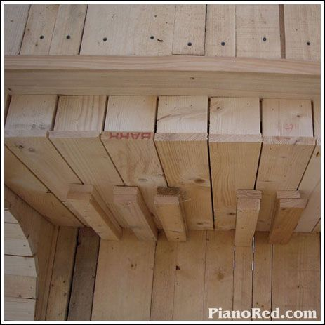 Pianos gigantes