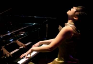 Una pianista apasionada