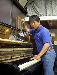 Tecnico de pianos Yagawa