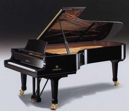 El piano yamaha cfiiis cumple 40 a os de vida pianored for Piano del magazzino