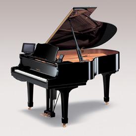 El piano internet disklavier Yamaha