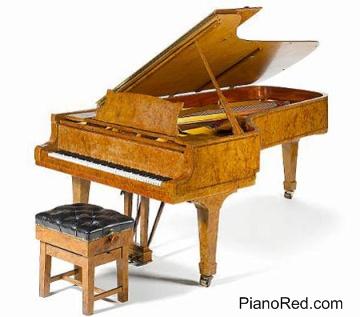Piano de Elton John va a subasta