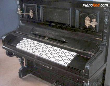 Configuracion de teclado Janko