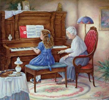 Consejos sobre lecciones de piano