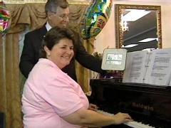 Record de tocar el piano