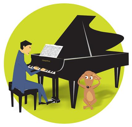 Diez razones por las cuales la gente toca el piano ...