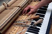 afinacion de pianos