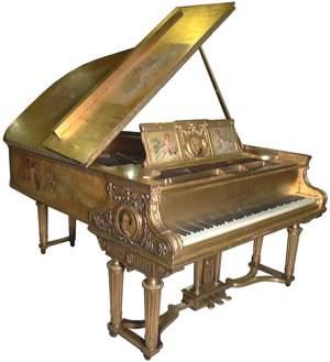 pianos steinway & sonns