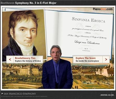 Sinfonia eroica de Beethoven