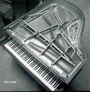 piano lutheal