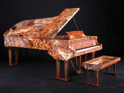 Steinway piano mas caro