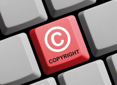 Las leyes de copyright.