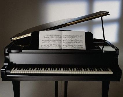 El piano y su historia.