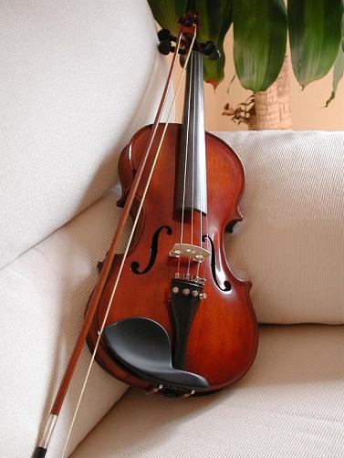 Eligiendo un instrumento musical.