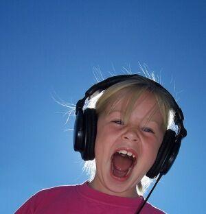 La locura por la descarga de música.