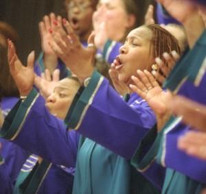 Los coros Gospel